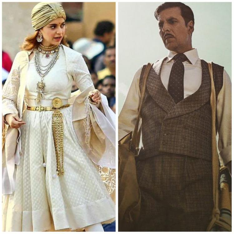 Akshay Kumar's 'Gold' and Kangna Ranaut starrer 'Manikarnika' will battle it out on the box office