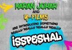 Yash Raj Films and Karan Johar to come together for something 'isspeshal'