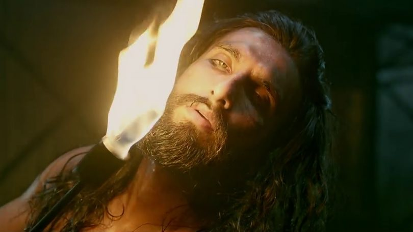 Ranveer Singh takes us to the making of Allaudin Khilji in 'Padmaavat'