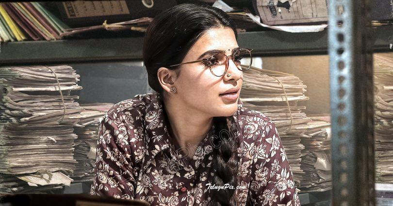 Dulquer Salman and Samantha Prabhu starrer 'Nadigaiyar Thilagam' teaser is astounding