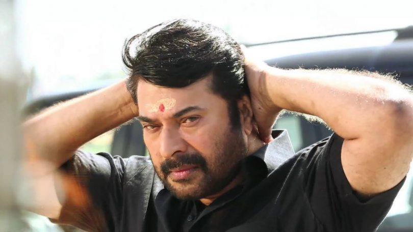 Parole movie review: Mammootty is captured by his own stardom
