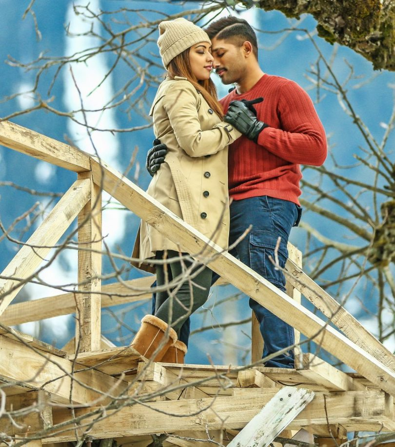 Allu Arjun Naa Peru Surya Naa Illu India Trailer Released