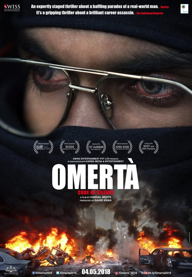 Rajkumar Rao starrer 'Omerta' new trailer out and it is soul haunting