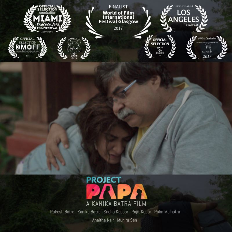 Project Papa movie review: Battle of family remembrance