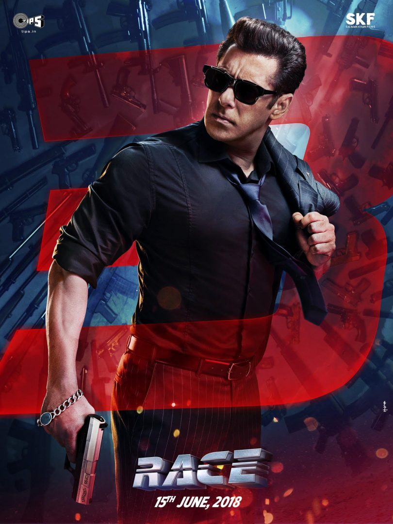 Salman Khan starrer 'Race 3' trailer to drop with 'Avengers Infinity War'?