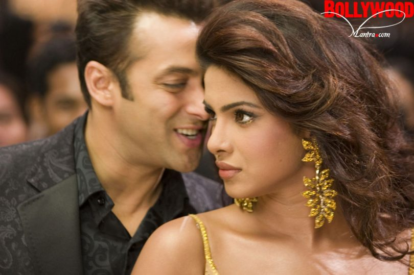 Priyanka Chopra and Salman Khan banter on Twitter, as she joins Bharat movie