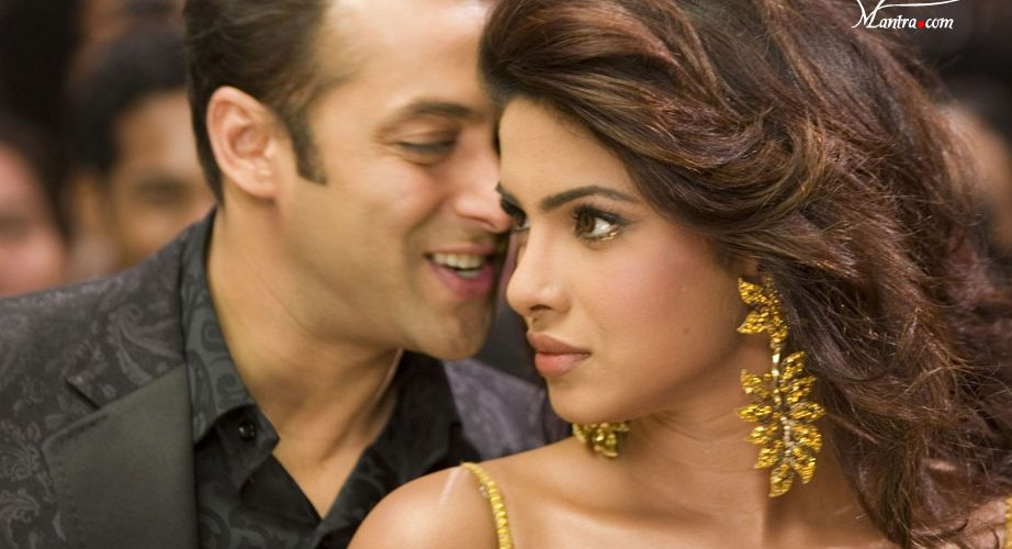 Salman Khan welcomes Priyanka Chopra