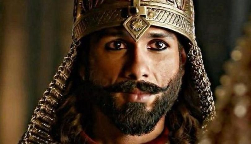 Shahid Kapoor to be awarded Dada Saheb Phalke award for Padmaavat