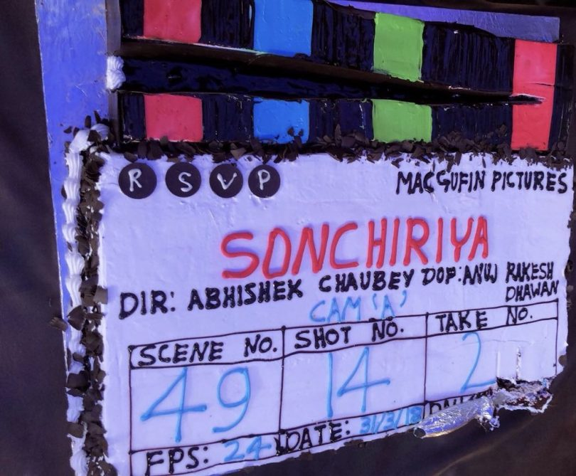 Sushant Singh Rajput and Bhumi Padnekar wrapped the shoot of  'Sonchiriya'