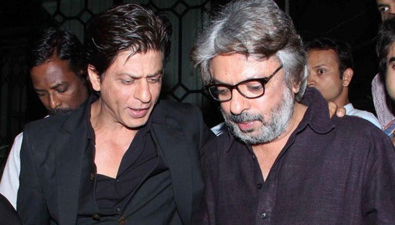 Shahrukh Khan to work with Sanjay Bhansali instead of Rakesh Sharma biopic ?
