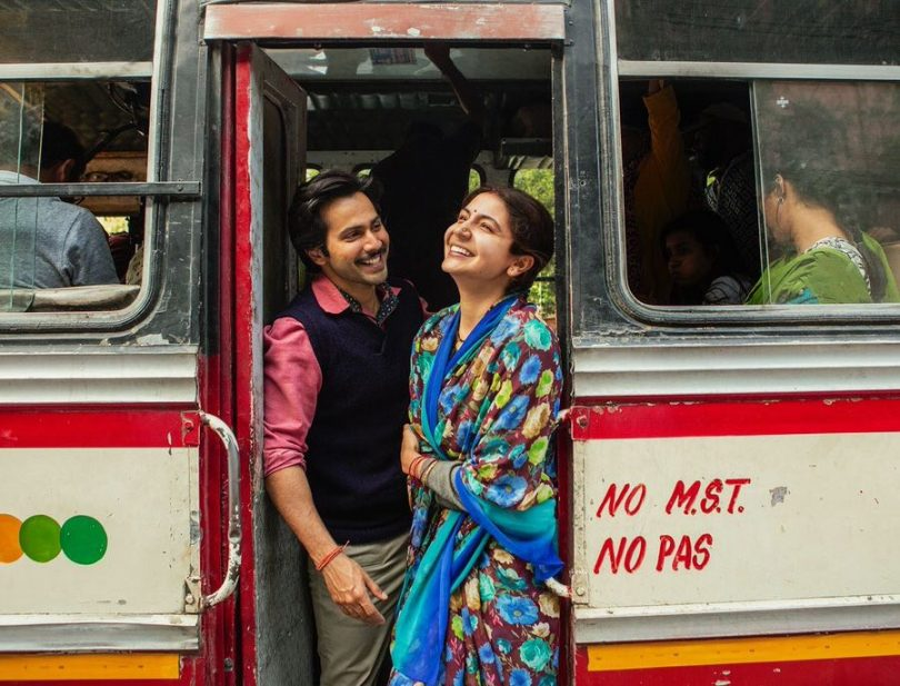 Varun Dhawan reveals new stills from 'Sui Dhaaga' with Anushka Sharma