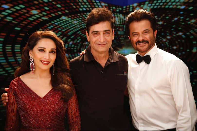 Anil Kapoor and Madhuri Dixit to start 'Total Dhamaal' shooting with Indra Kumar