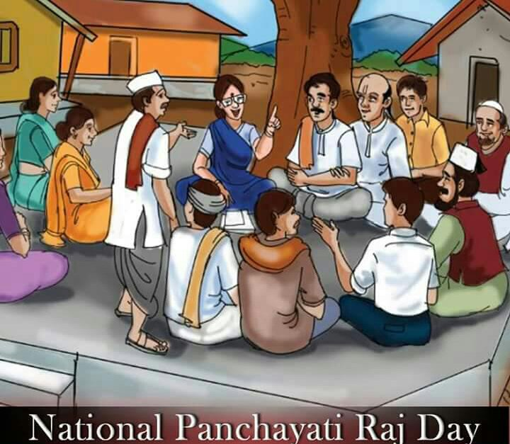 Modi Launches Rashtriya Gramin Swarajya Abhiyan on National Panchayati Raj Day