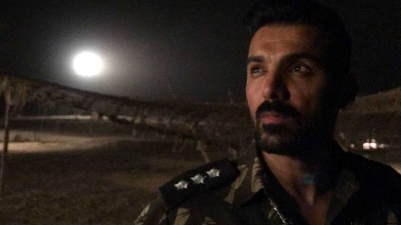 John Abraham to star in action movie Attack