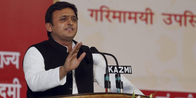 I am looking for a rented house, Akhilesh Yadav says on Bungalow move out issue