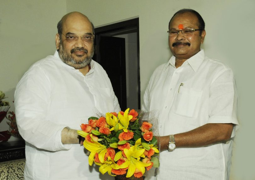 Amit Shah appoints new Andhra Pradesh, J&K BJP chiefs