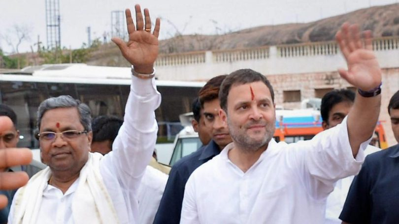 Congress backs in Karnataka Election as siddaramaiah offers support to JD(S)