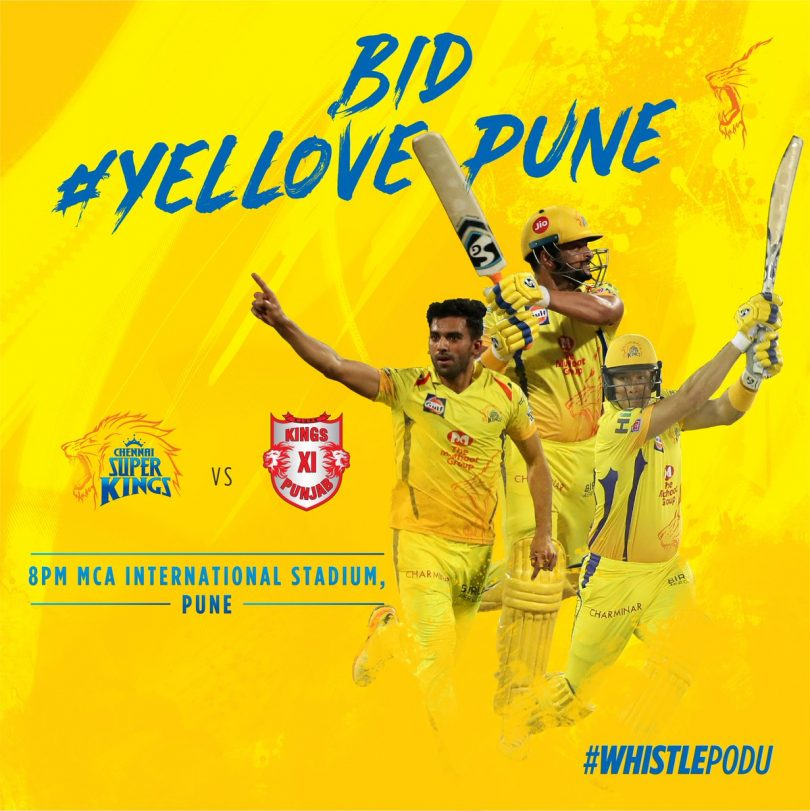 When and Where to watch KXIP vs CSK IPL 2018 Last League Match