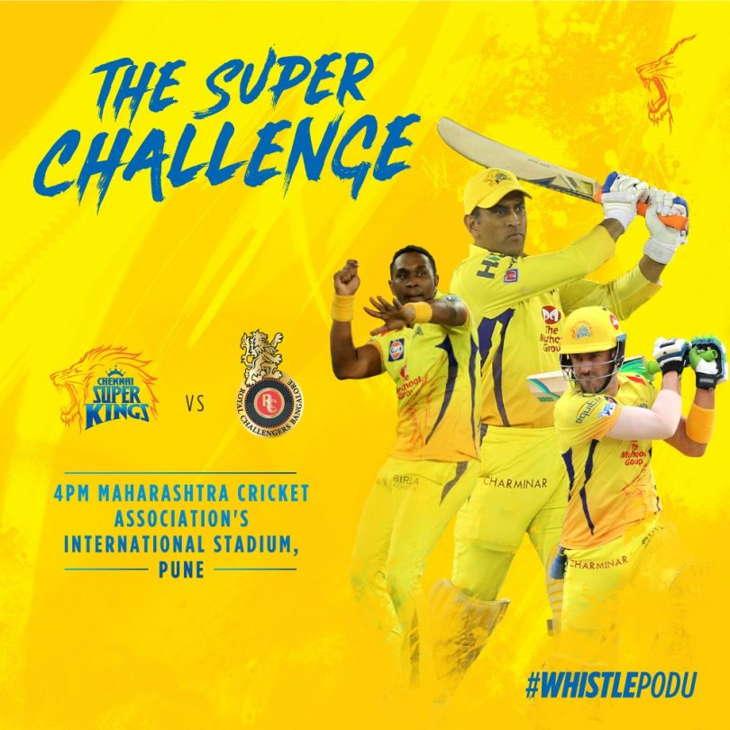 Mumbai Indians Vs Chennai Super Kings Songs 2018: IPL 2018: CSK Vs RCB Match Preview, Chennai Super Kings