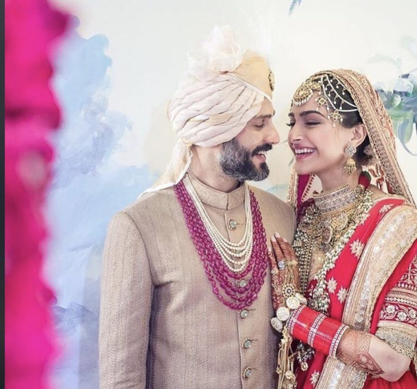 Sonam Kapoor Ahuja thanks family and friends for wishes and love for her marriage with Anand Ahuja