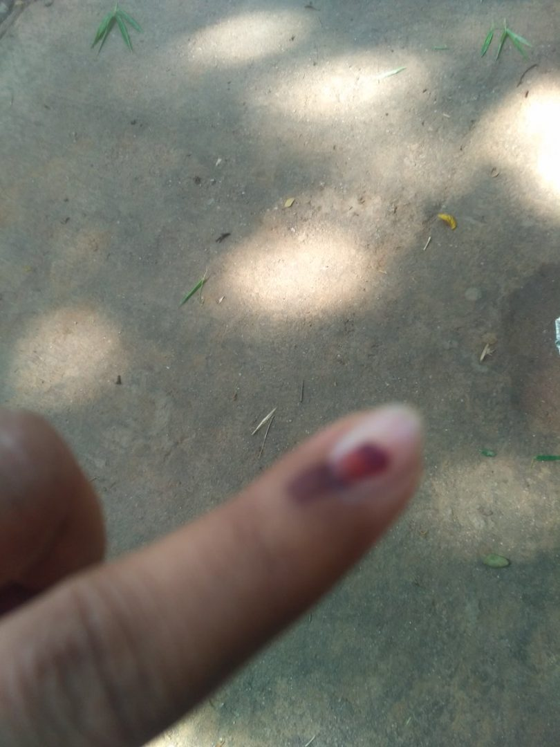 Karnataka Assembly elections 2018, Voter count at 24 percent till 11 am, Rahul Dravid casts vote