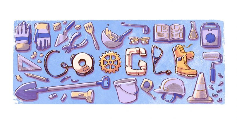 Labour day 2018, Google Doodle gives tribute to the workers