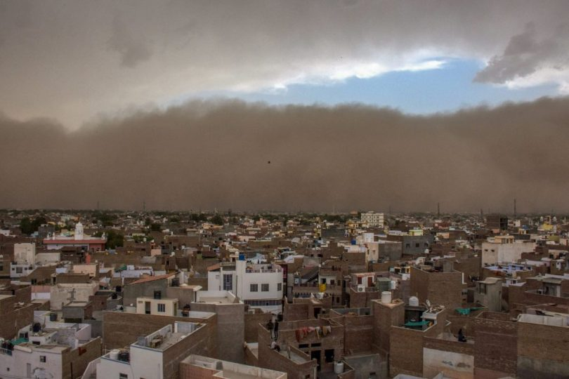 Thunderstorm alert, IMD Depatment releases warning, heavy rain and gusty winds expected in parts of North India