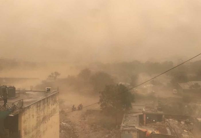 Uttar Pradesh and Rajasthan could face dust storm again in 48 hours, death toll rises over 100