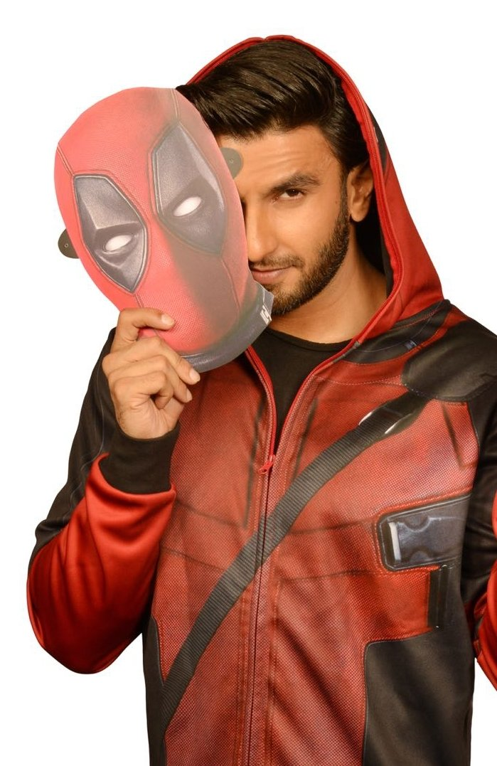 Deadpool 2 in Hindi poster and trailer released, Ranveer Singh lends his voice to the iconic antihero