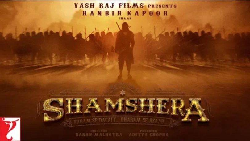 Ranbir Kapoor to star in high-octane drama Shamshera