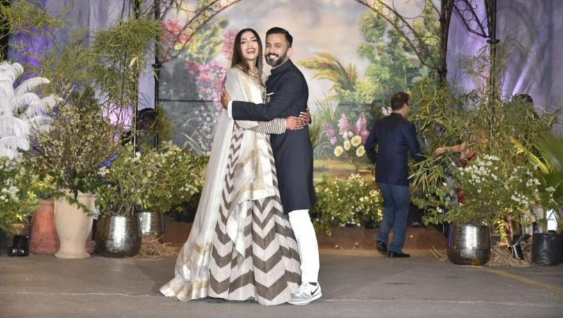 Sonam Kapoor Ahuja and Anand Ahuja wedding reception, a star studded event