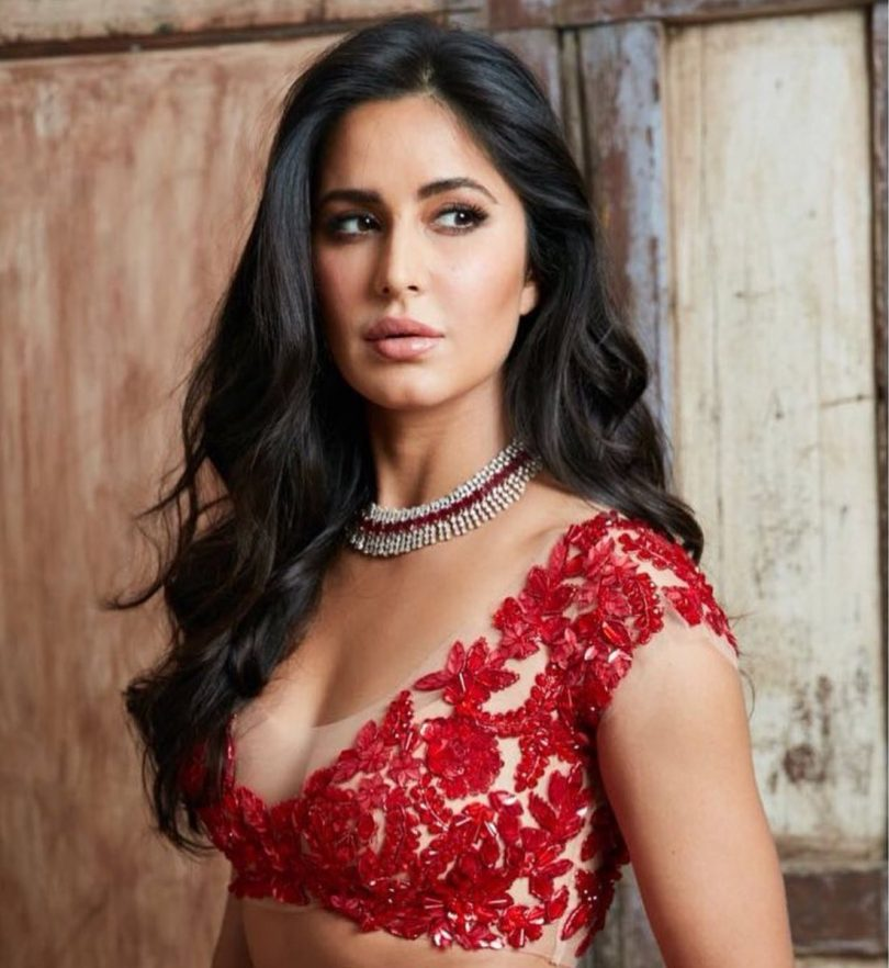 Katrina Kaif comments about the prospect of working with Deepika Padukone