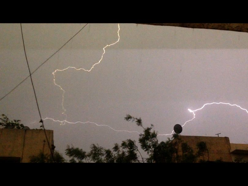 After Dust Storm In Delhi, MeT Department Issues Fresh Thunderstorm Alert