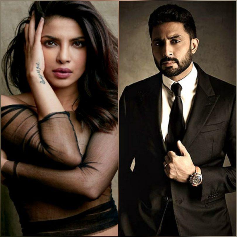 Priyanka Chopra and Abhishek Bachchan to star in a movie based on a true story