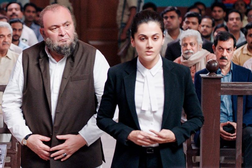 Rishi Kapoor and Taapsee Pannu starrer 'Mulk' first look out, to release on this day