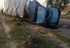 Jammu and Kashmir, Srinagar, 19 CRPF personnel injured in accident