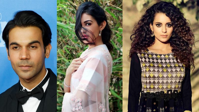 Amyra Dastur plays alongside RajKumar Rao and Kangana Ranaut in the upcoming Mental Hai Kya