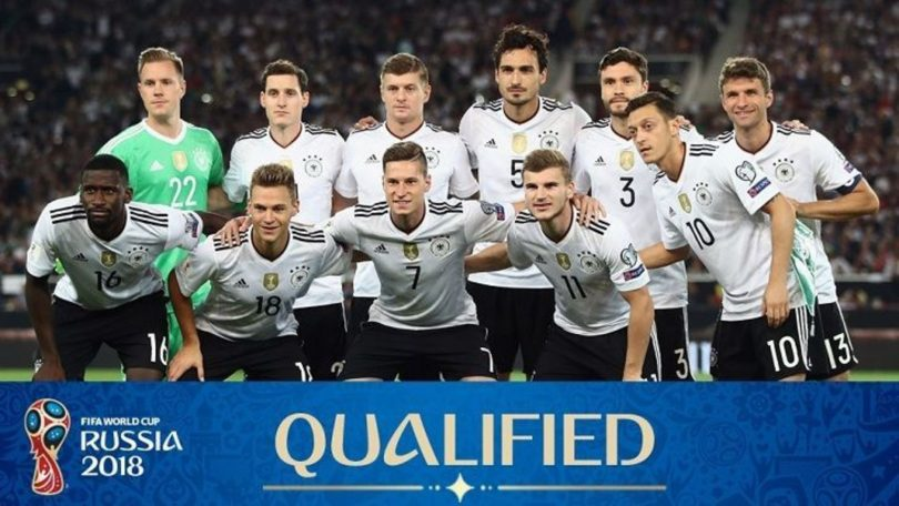 European soccer expert David Sumpter predicts Germany as 2018 FIFA World Cup winner
