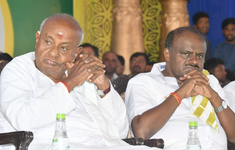 Karnataka Election Result 2018, Kumaraswamy accused BJP of offering cabinet posts and Rs 100 crore to JD(S) MLAs