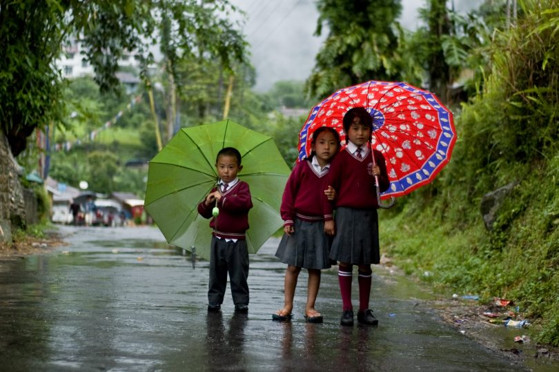 Monsoon arrives early in India and is expected to enter Uttar Pradesh around 15 June