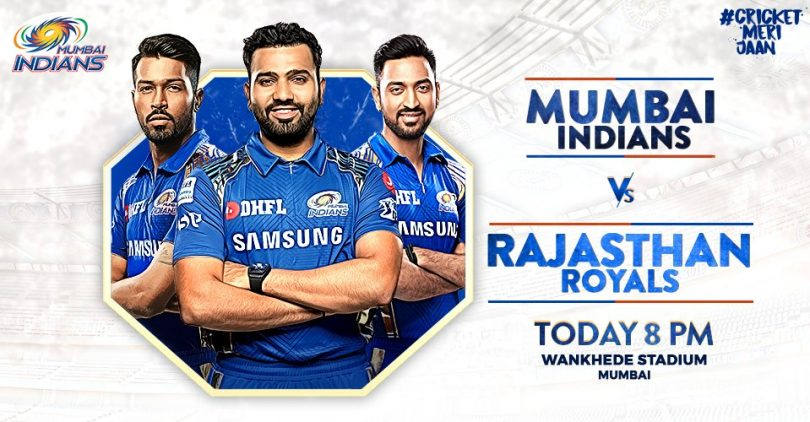 IPL 2018 MI vs RR Match Preview and Expected 11: Mumbai Indians Fight to eliminate each other