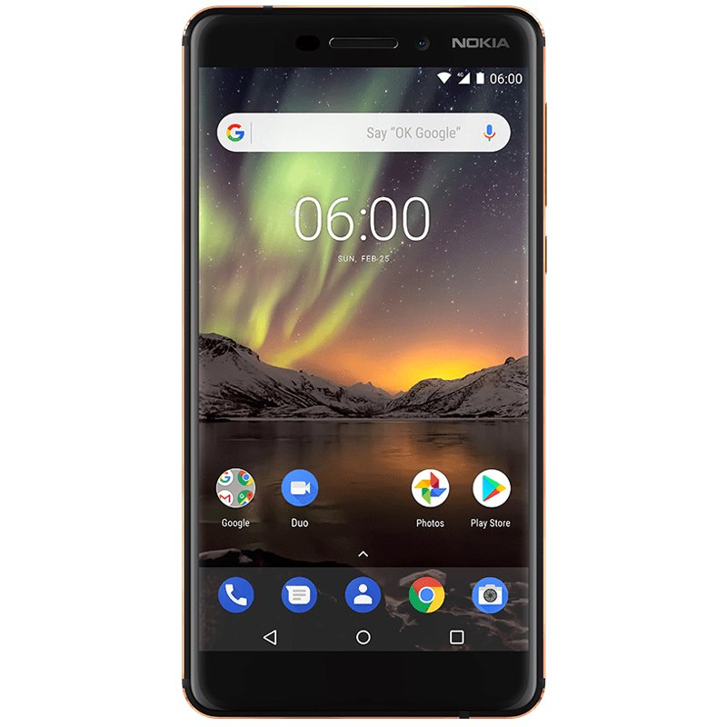 Nokia 6.1 Full Specifications, Features, and Price in India
