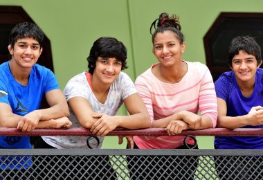Phogat Sisters thrown out by Wrestling Federation of India from national camp over Indiscipline