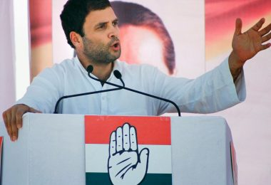 "Rahul Gandhi gave A+ Marks to Narendra Modi Govt in ""two-subjects"""