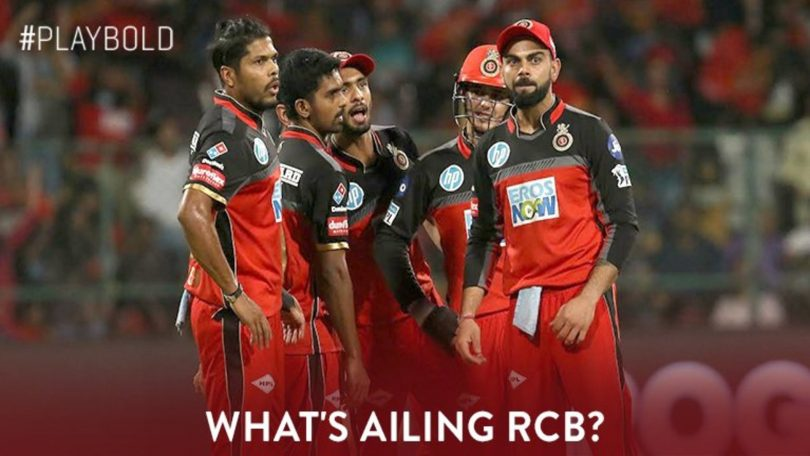 IPL 2018: KXIP record season's lowest total batting first against RCB