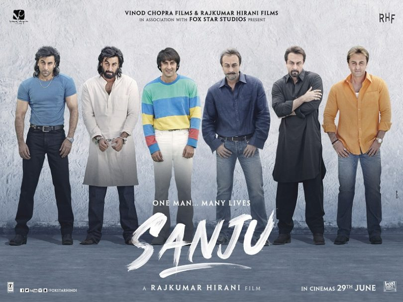 sanju movie trailer