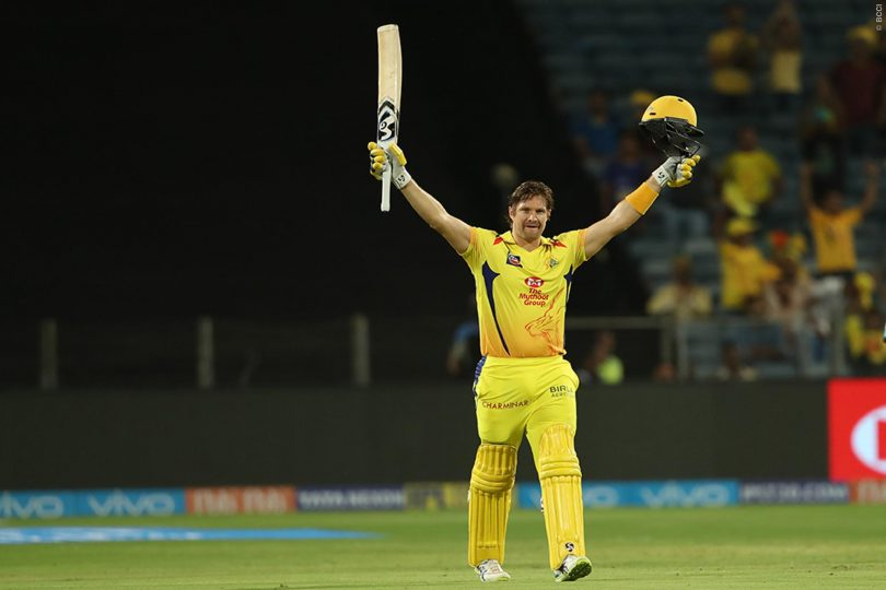 Shane Watson breaks all time record as CSK wins IPL 2018