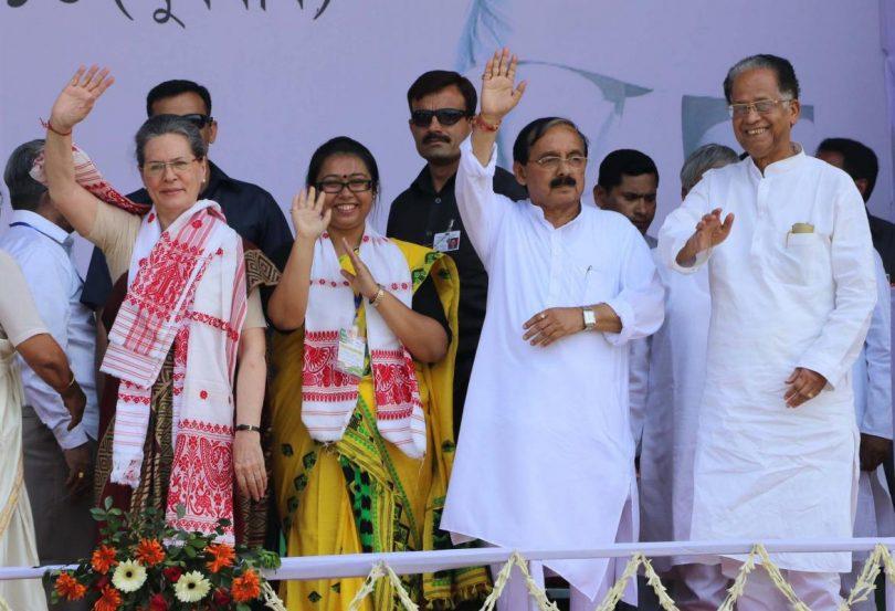 Karnataka Elections 2018: Sonia Gandhi rally in Bijapur to save Congress' last Major state