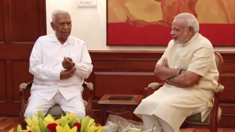 Congress-JD(S) Alliance 2018; In case of hung assembly, whose side Vajubhai Vala will take?