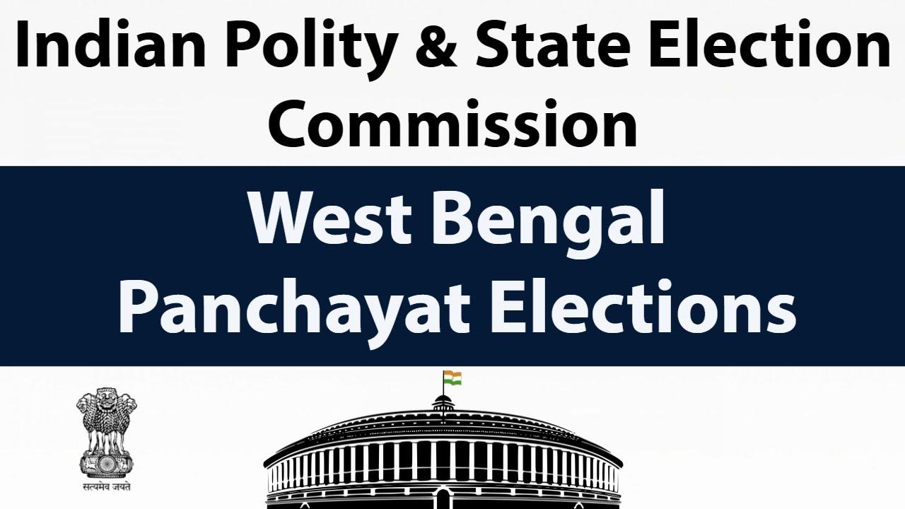 west bengal panchayat election 2018